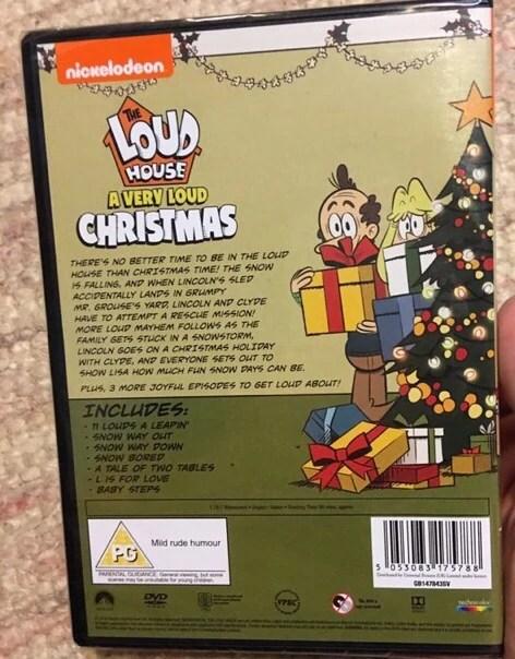 The Loud House Christmas : house, christmas, House:, Christmas, House, Encyclopedia, Fandom