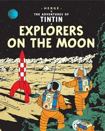 Destination... Lune ! : destination..., Explorers, Tintin, Fandom