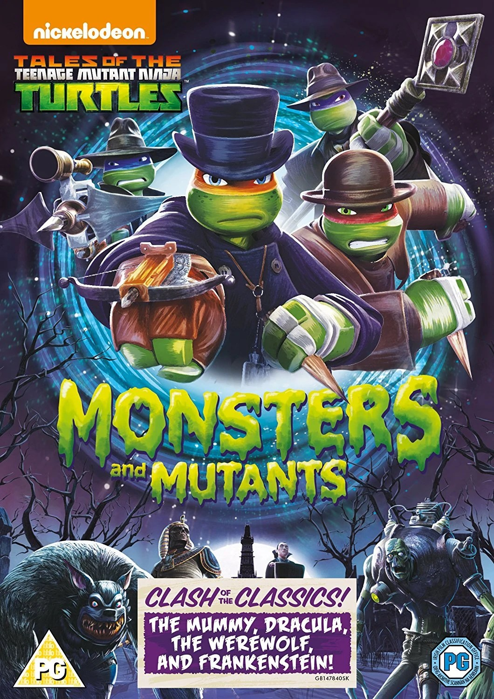 Tales Of The Teenage Mutant Ninja Turtles The Final Chapters : tales, teenage, mutant, ninja, turtles, final, chapters, Monsters, Mutants, TMNTPedia, Fandom