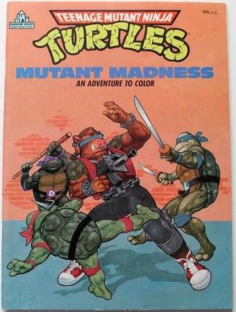 Tmnt Mutant Madness : mutant, madness, Mutant, Madness, TMNTPedia, Fandom