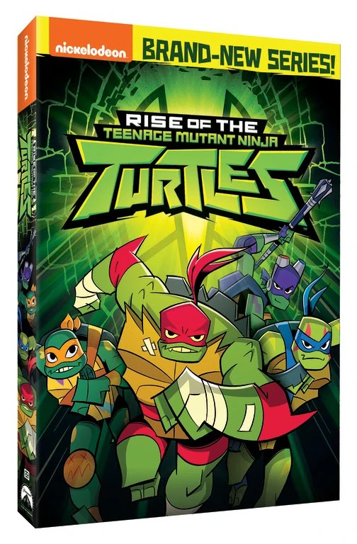 Tmnt March : march, Teenage, Mutant, Ninja, Turtles, (home, Media, Release), TMNTPedia, Fandom