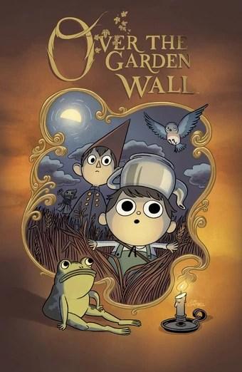 Over The Garden Wall : garden, Garden, (comics, Series), Fandom