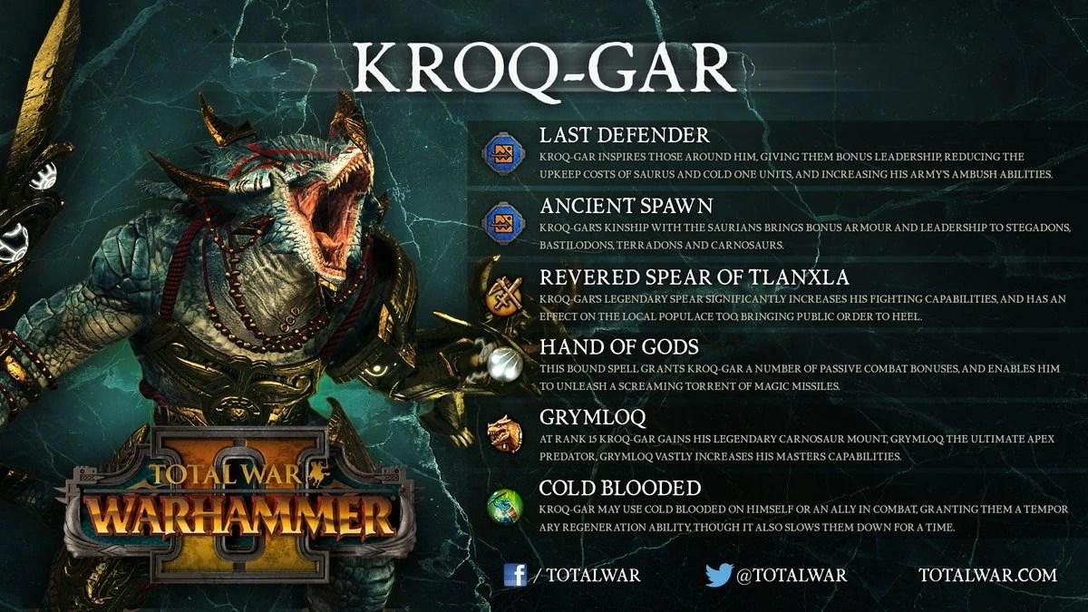 Legendary lords - Total War: WARHAMMER Wiki