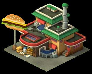 Fast Food Restaurant Township Wiki Fandom