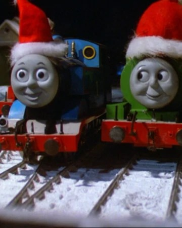 Thomas Jingle Bells : thomas, jingle, bells, Jingle, Bells, Thomas, Engine, Wikia, Fandom