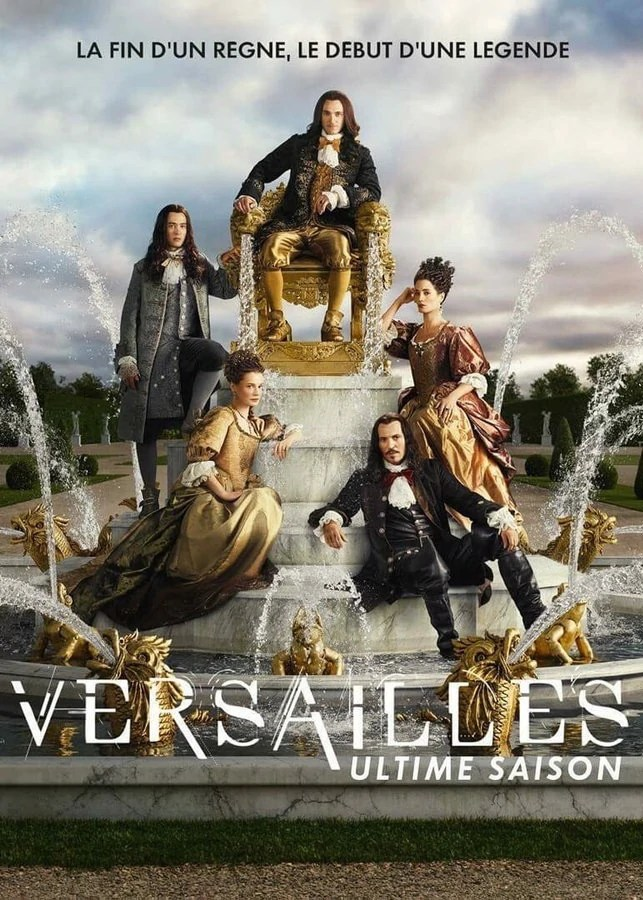 Versailles Saison 3 Netflix : versailles, saison, netflix, Season, Three, Versailles, Fandom