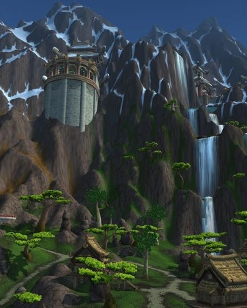 Kun-Lai Summit Quests - World of Warcraft