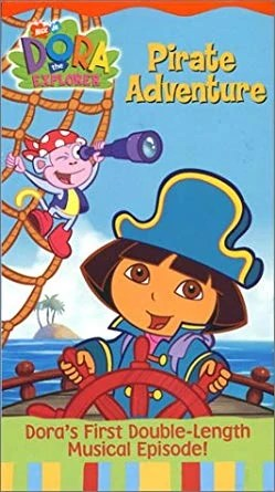 Dora The Explorer Credits : explorer, credits, Explorer:, Pirate, Adventure, Credits, Fandom