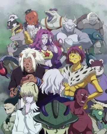 Hunter X Hunter Chimera Ants : hunter, chimera, Chimera, Villains, Fandom