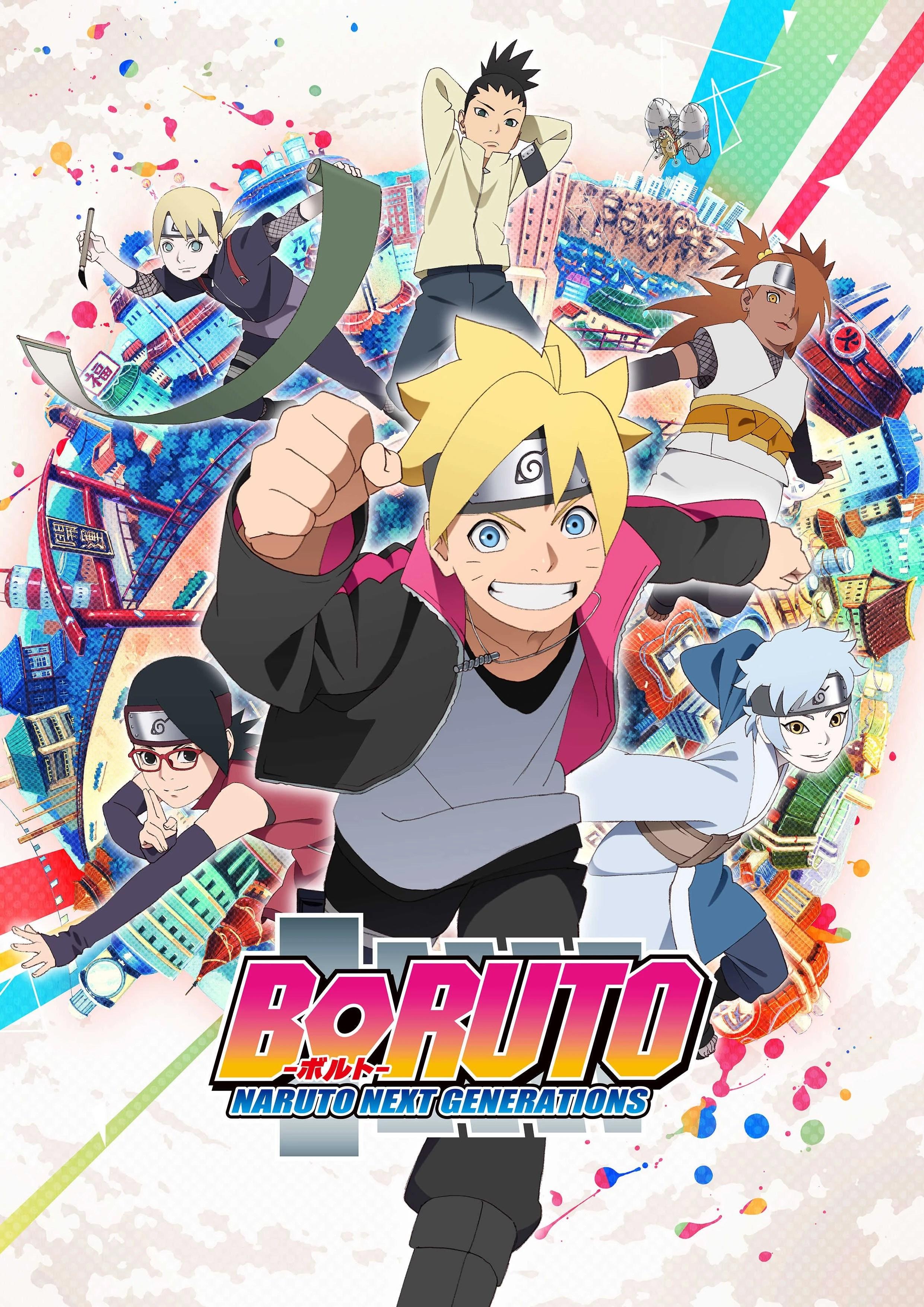 Manga Boruto Episode 39 : manga, boruto, episode, Boruto:, Naruto, Generations, Anime, Voice-Over, Fandom