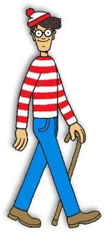 Where's Waldo Pic Without Waldo : where's, waldo, without, Waldo, Fandom