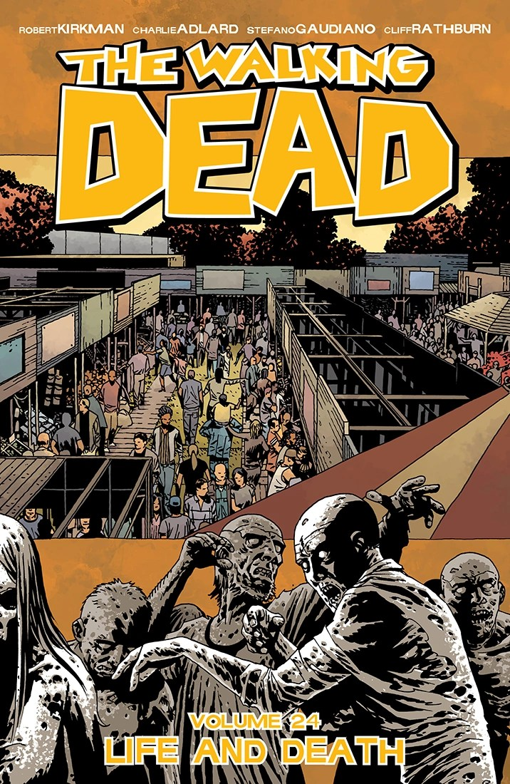 The Walking Dead Tome 30 : walking, Volume, Death, Walking, Fandom
