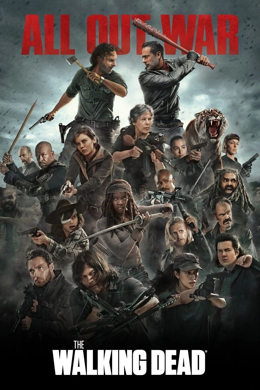 Streaming The Walking Dead Season 9 Sub Indo : streaming, walking, season, Season, Series), Walking, Fandom