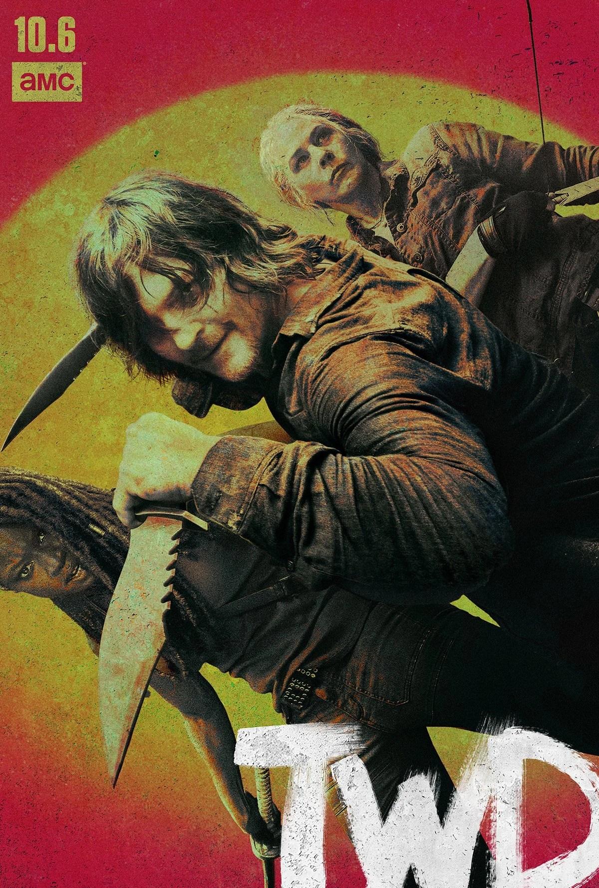 Walking Dead Saison 9 Streaming Hd : walking, saison, streaming, Season, Series), Walking, Fandom