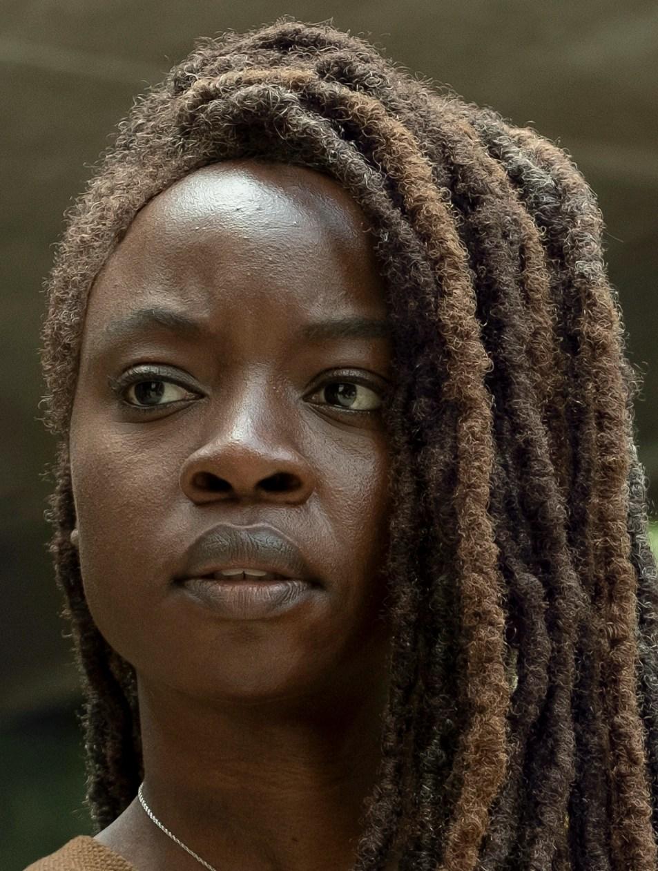 Michonne The Walking Dead : michonne, walking, Michonne, Hawthorne, Series), Walking, Fandom
