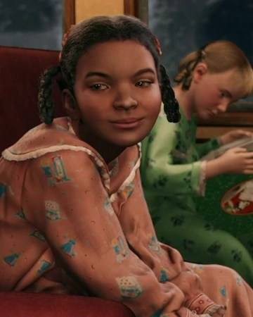 Black Girl Polar Express : black, polar, express, Warner, Bros., Entertainment, Fandom
