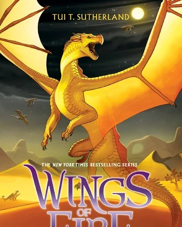 the brightest night wings of fire