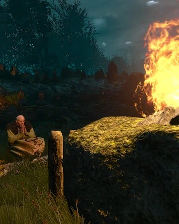 Witcher 3 Family Matters Fire : witcher, family, matters, Forefathers', Witcher, Fandom