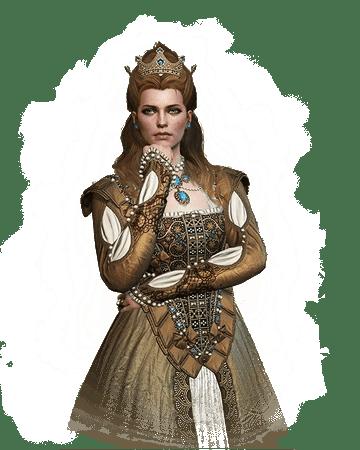 Family Matters Witcher 3 Anna : family, matters, witcher, Henrietta, Witcher, Fandom
