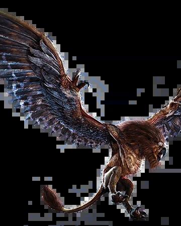 The Witcher 3 Plume De Monstre : witcher, plume, monstre, Griffon, Sorceleur, Fandom