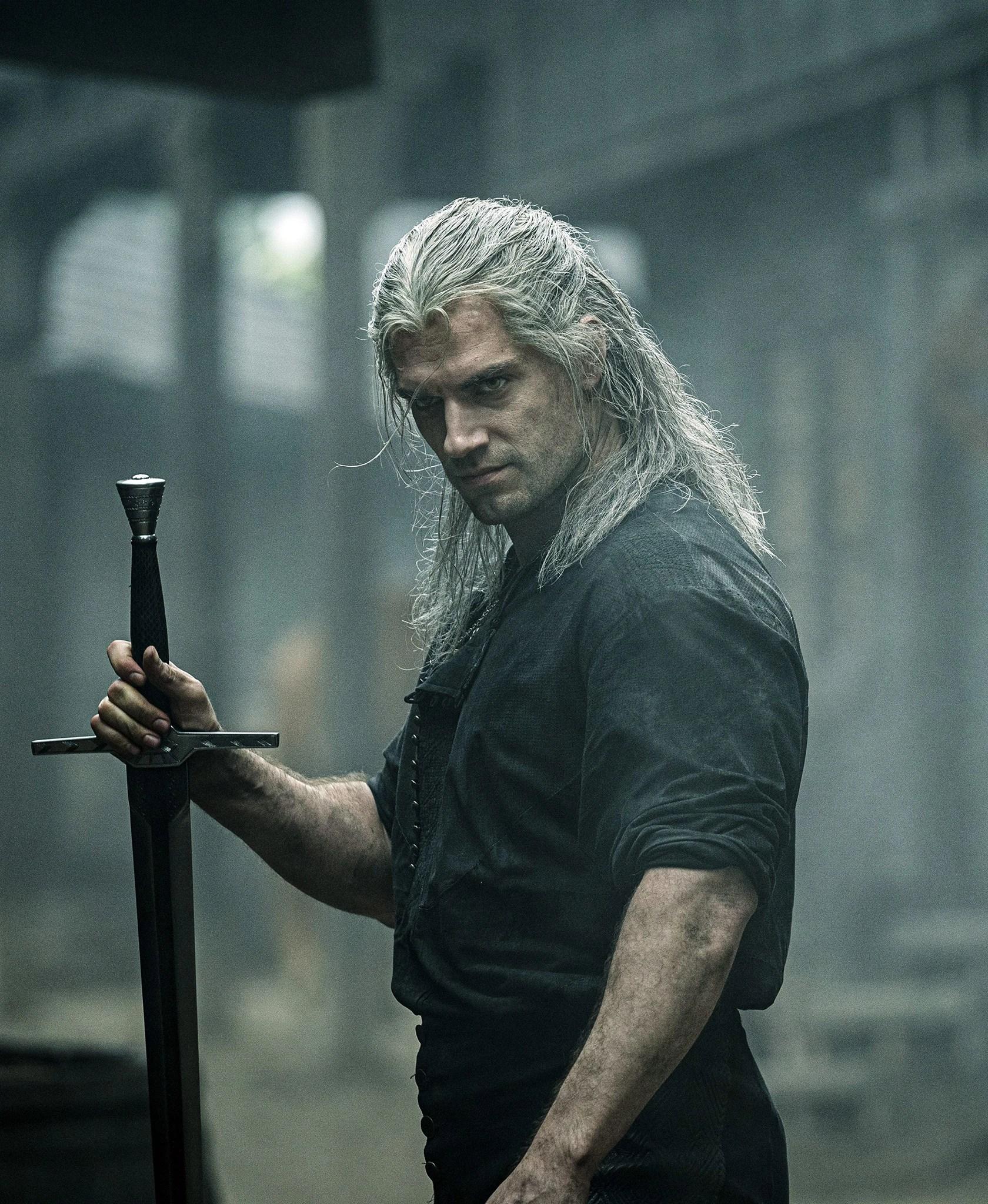 Geralt Of Rivia Hair : geralt, rivia, Geralt, Rivia, Witcher, Fandom