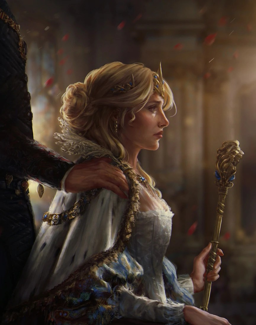 Ciri Witcher Or Empress : witcher, empress, Cirilla, Fiona, (imposter), Witcher, Fandom