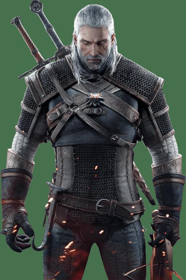 Geralt De Riv The Witcher 1 : geralt, witcher, Geralt, Rivia, Witcher, Fandom
