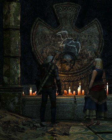Family Matters Witcher 3 Stuck : family, matters, witcher, stuck, Magic, (quest), Witcher, Fandom