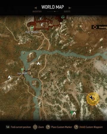 Investigate All Remaining Leads In Velen : investigate, remaining, leads, velen, Greenhouse, Effect, Witcher, Fandom