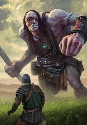 The Witcher 3 Plume De Monstre : witcher, plume, monstre, Cyclope, Officiel, Sorceleur