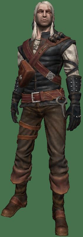 Geralt De Riv The Witcher 1 : geralt, witcher, Geralt, Rivia, Official, Witcher