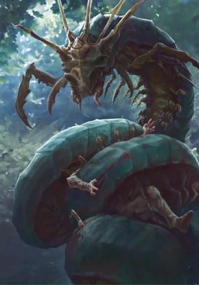 Plume De Monstre The Witcher 3 : plume, monstre, witcher, Scolopendromorphe, Officiel, Sorceleur