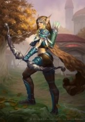 High elf Wowpedia Your wiki guide to the World of Warcraft