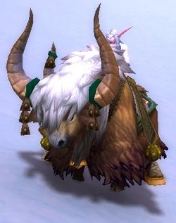 Grand Expedition Yak : grand, expedition, Mounts, Wowpedia, Guide, World, Warcraft