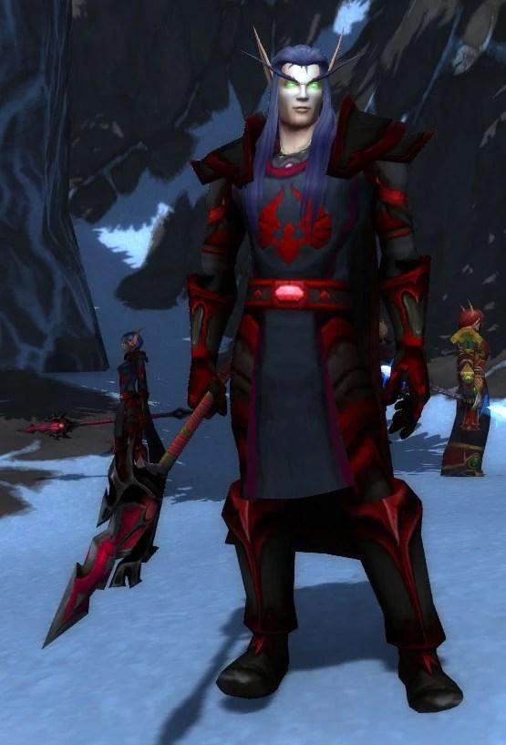 Kun Lai Summit : summit, Blood, Knight, (Kun-Lai, Summit), Wowpedia, Guide, World, Warcraft