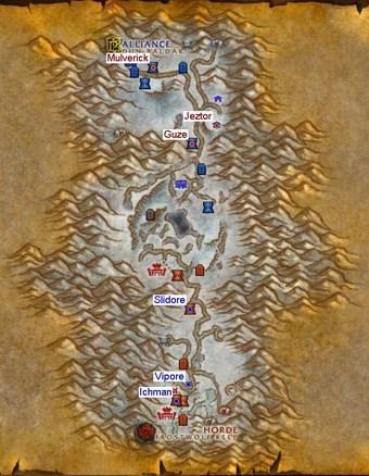 Gazelle Skin Map Locations : gazelle, locations, Alterac, Valley, WoWWiki, Fandom