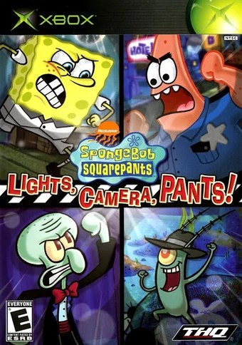 Spongebob Being Canceled : spongebob, being, canceled, Spongebob, Squarepants:, Lights, Camera, Pants, Fandom