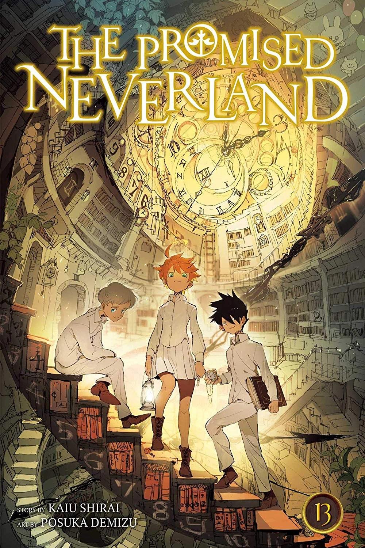 The Promised Neverland Ost : promised, neverland, Volume, Promised, Neverland, Fandom