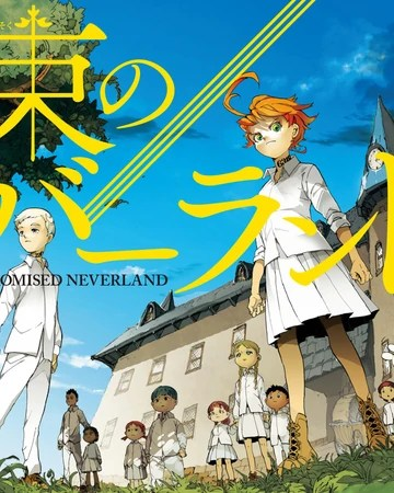 The Promised Neverland Chapitre 1 : promised, neverland, chapitre, Introduction, Promised, Neverland, Fandom