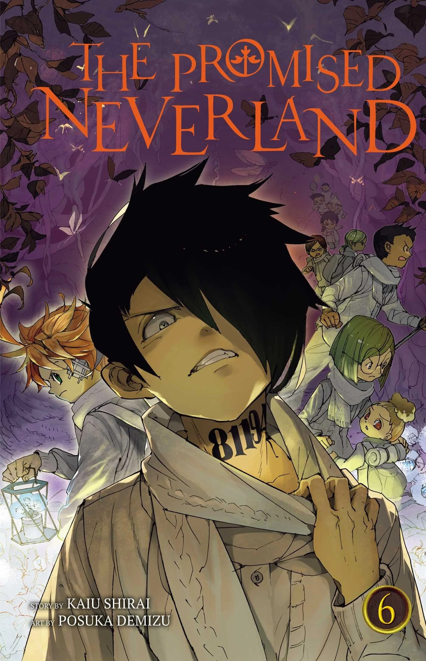 Yakusoku No Neverland - Episode 11 Vostfr : yakusoku, neverland, episode, vostfr, Volume, Promised, Neverland, Fandom
