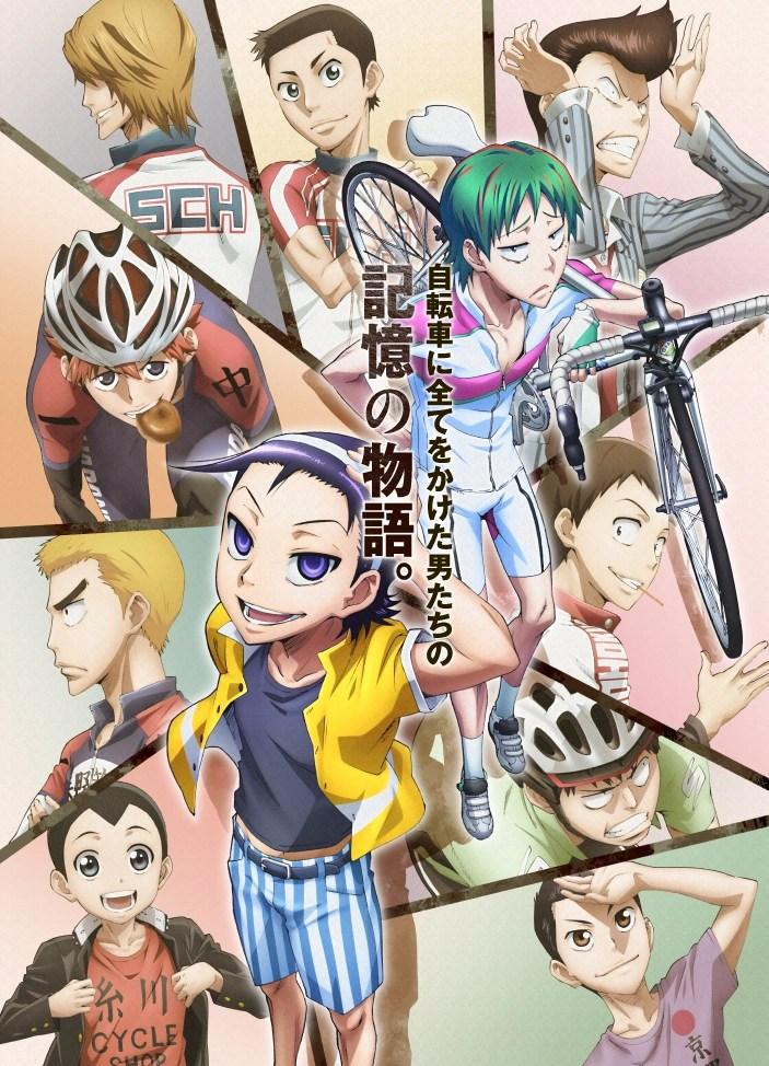 Download Anime Yowamushi Pedal Season 3 : download, anime, yowamushi, pedal, season, Yowamushi, Pedal:, Spare, Pedal, Fandom