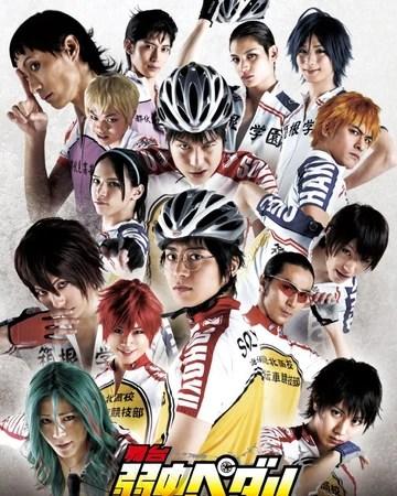 Yowamushi Pedal Season 4 Episode 4 : yowamushi, pedal, season, episode, Second, Order, Yowamushi, Pedal, Fandom