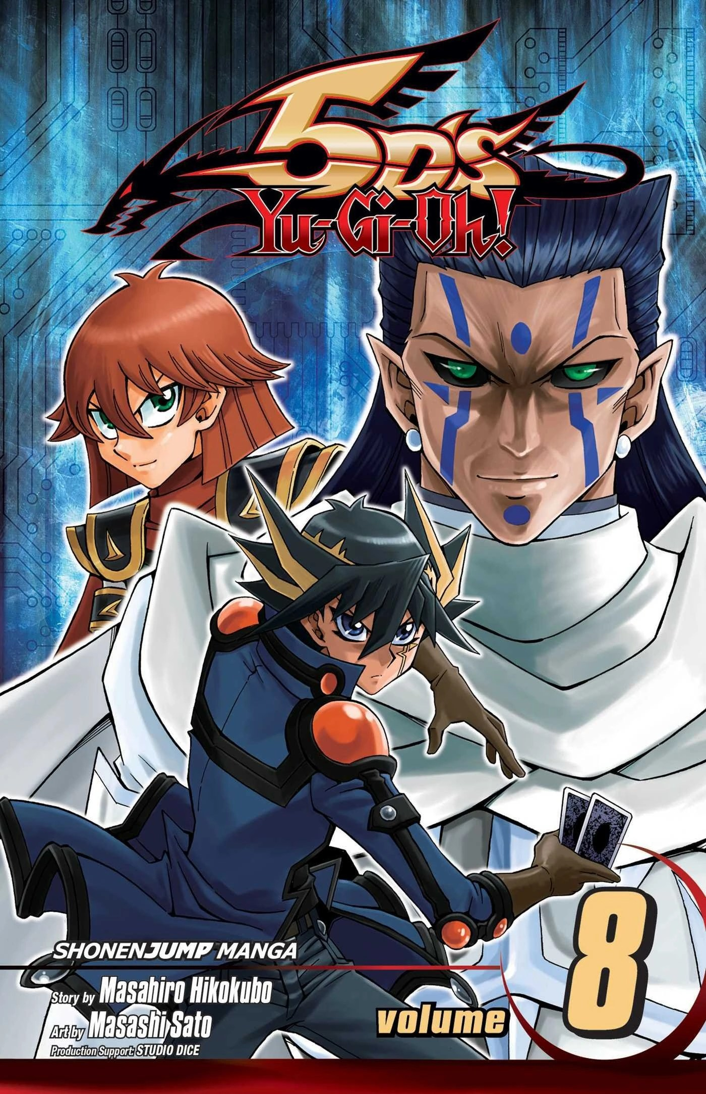 Yu Gi Oh 5ds : Yu-Gi-Oh!, Volume, Promotional, Fandom