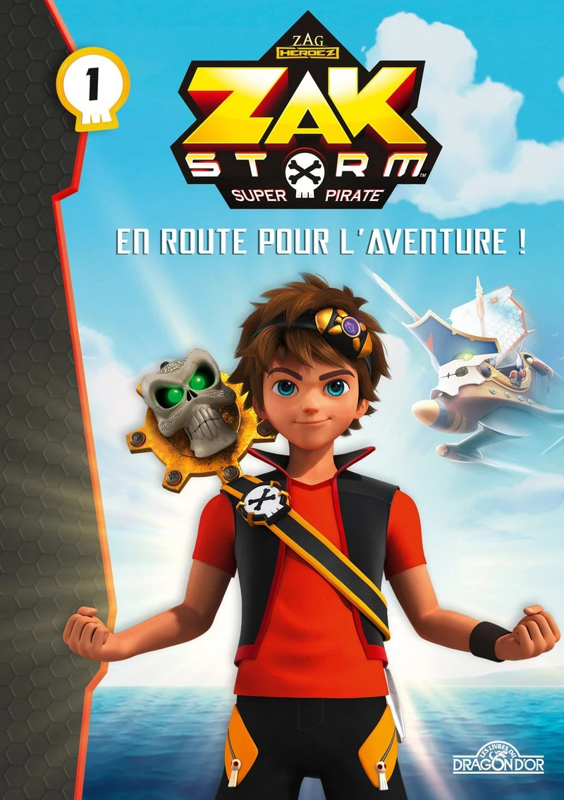 Zak Storm, Super Pirate : storm,, super, pirate, Storm:, Super, Pirate, (book, Series), Storm, Fandom
