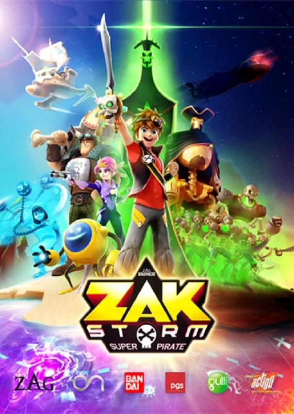 Zak Storm Super Pirate for Windows PC - Free Downloadand