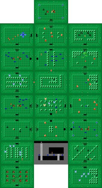 Legend Of Zelda Map Quest 1 : legend, zelda, quest, Level, (Second, Quest), Zeldapedia, Fandom