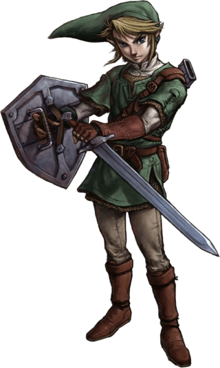 Link (the Legend Of Zelda) : legend, zelda), Zelda