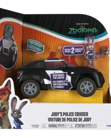 Zootopia Car : zootopia, Judy's, Police, Cruiser, Zootopia, Fandom