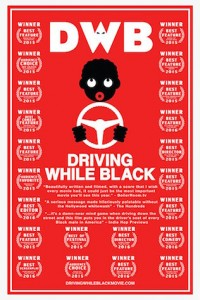 Driving While Black poster