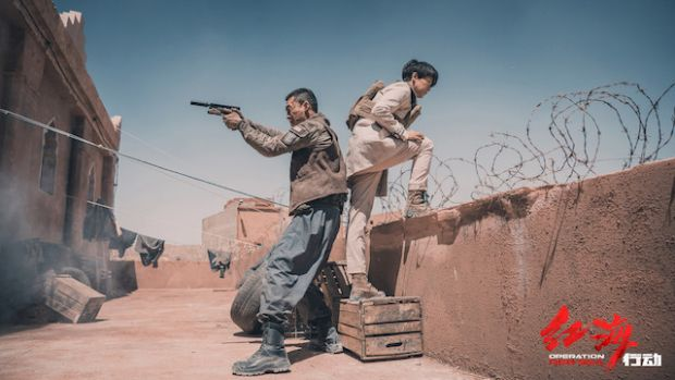 Operation Red Sea directed by Dante Lam in theaters 22318